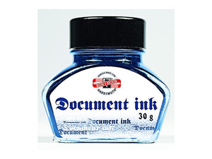 Koh-i-noor Document Ink Blue