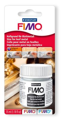 Staedtler Fimo Size for leaf metal 8782BK