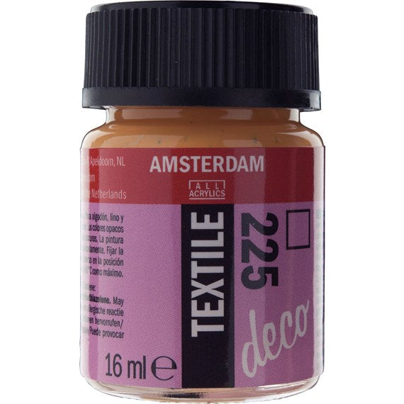 Amsterdam Textile Paint Bottle 16ml