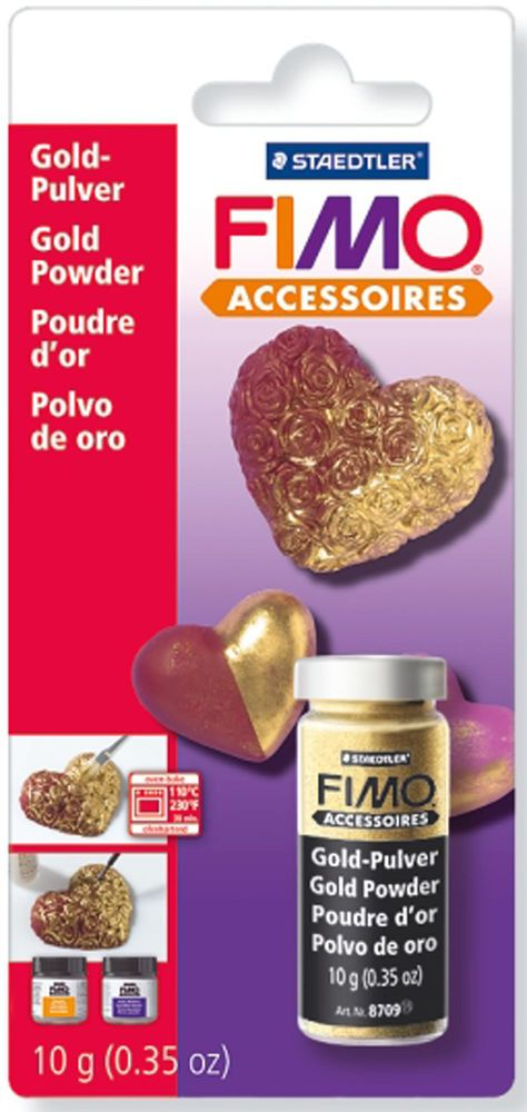 Staedtler Fimo Gold Powder 8709