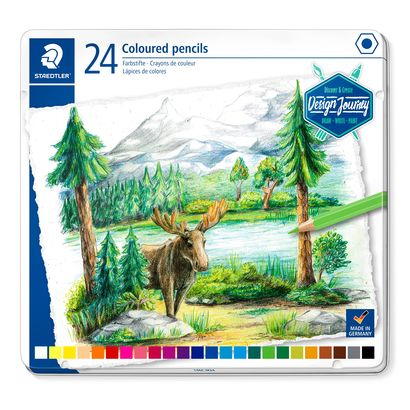 Staedtler Colour Pencils 146C M24
