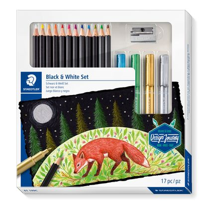Staedtler Super soft coloured pencil set 61 149C