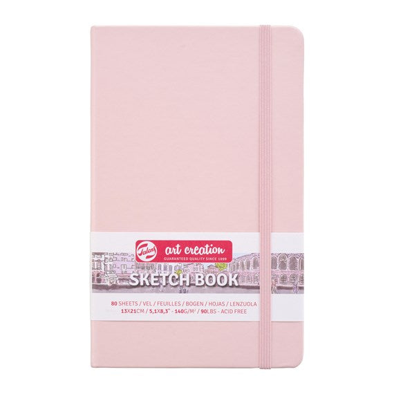 Art Creation Sketchbook Pastel Pink 13x21