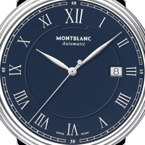 Montblanc Watch Tradition Automatic Date 117829