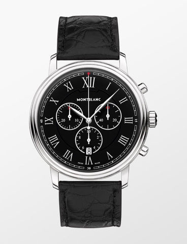 Montblanc Watch Tradition Chronograph Quartz 117047