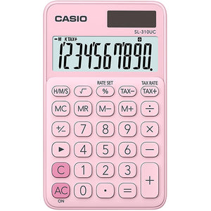 Casio calculator SL-310UC-PK
