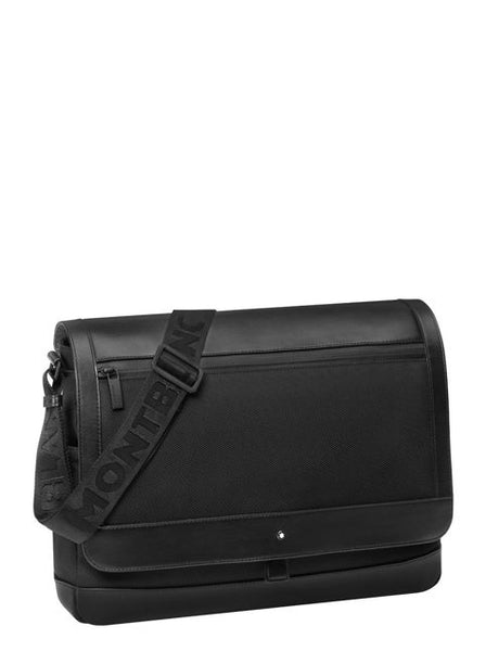 Montblanc Bag Nightflight Messenger With Flap 118251