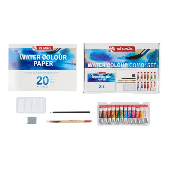 Art Creation Water Colour Combi set 12x12ml 9012013M