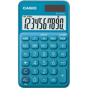 Casio calculator SL-310UC-BU