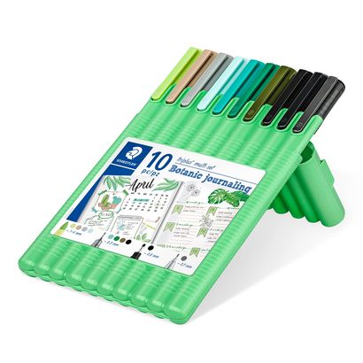 Staedtler Botanic Journaling Multi Set 34 SB10BJ