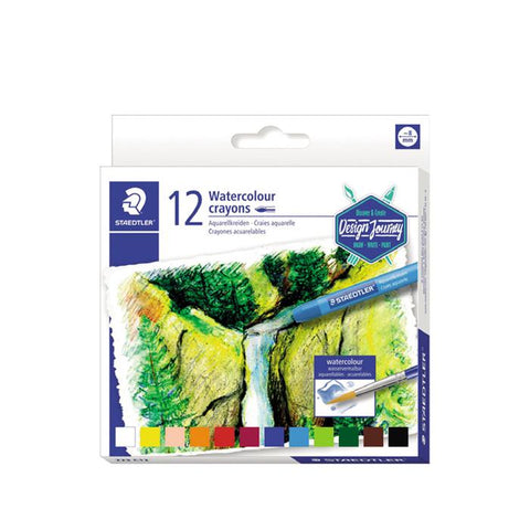 Staedtler Watercolour crayons 12pcs