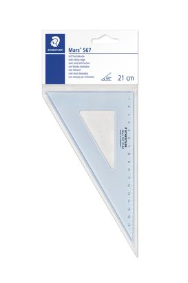 Staedtler Set Square 567 21-60