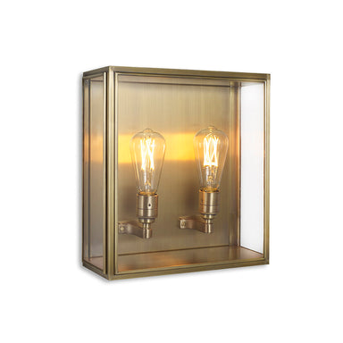 Rutland London Argyle Wall Lantern Light (Small)