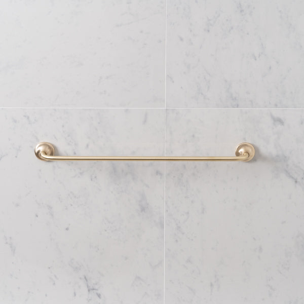 Rutland London Chatsworth Single Towel Rail