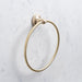 Rutland London Chatsworth Towel Ring