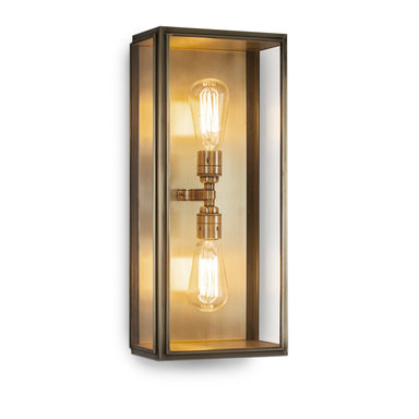Rutland London Granville Wall Lantern Light (Large)