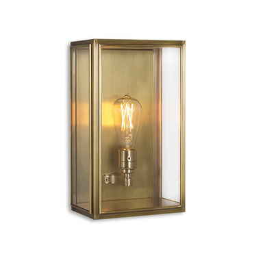 Rutland London Granville Wall Lantern Light (Medium)