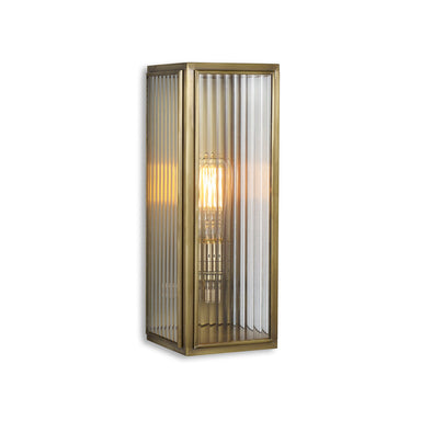 Rutland London Lloyd Wall Lantern Light (Medium)