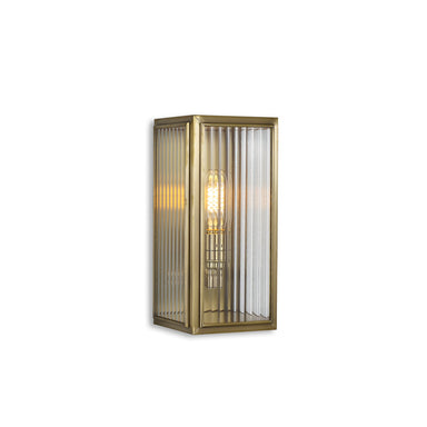 Rutland London Lloyd Wall Lantern Light (Small)