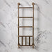 Rutland London Oxford Heated Towel Rail