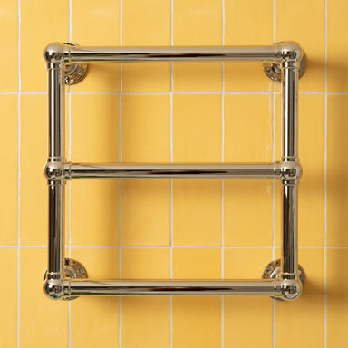 Rutland London Chantry Heated Towel Rail