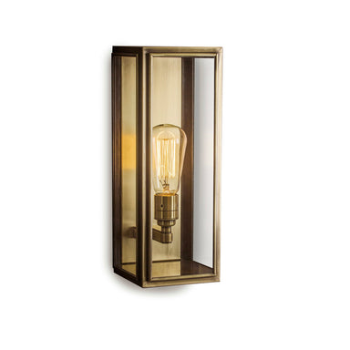 Rutland London Whitehall Wall Lantern Light (Medium)