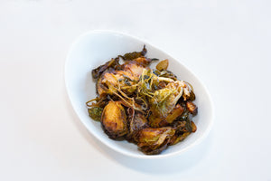 Sauteed Brussel sprouts (Side order)