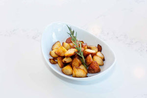 Roasted red bliss potatoes (Side order)