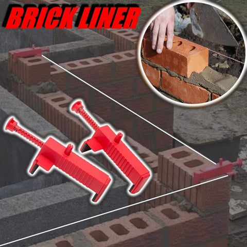 LayingPro - Bricklaying Liner Clamping Tool (Set of 2) - Gear Tree