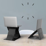 Z Desk - Invisible Sitting and Standing Laptop Desk - Gear Tree