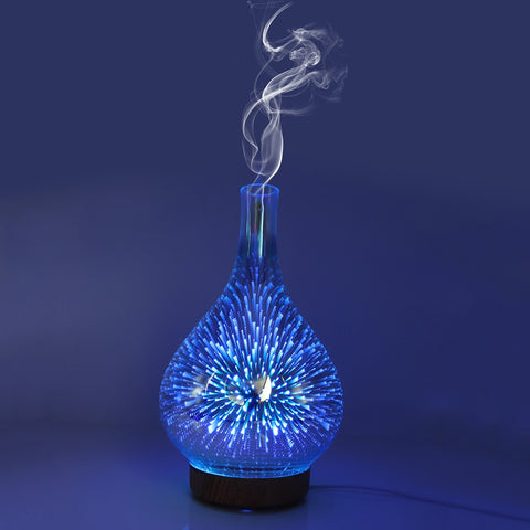 Stardust Fireworks Essential Oil Diffuser - Gear Tree