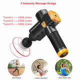 Phoenix Deep Gun Muscle Massager - Gear Tree