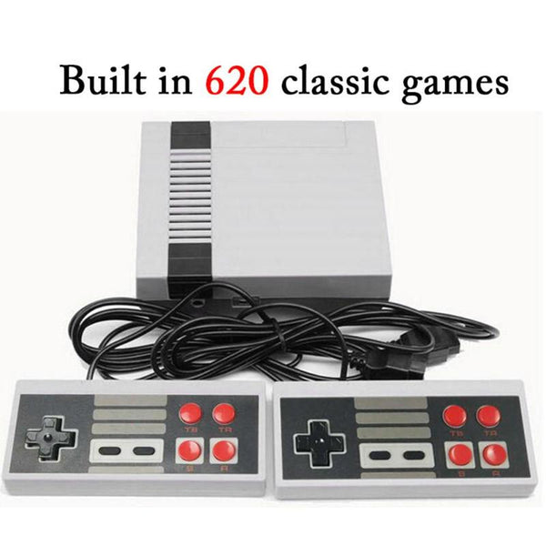 Retro Console 620 Classical Games | Retro Gaming Console - Gear Tree
