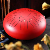Handpan Steel Tongue Drum Tank 9 Tones - Gear Tree