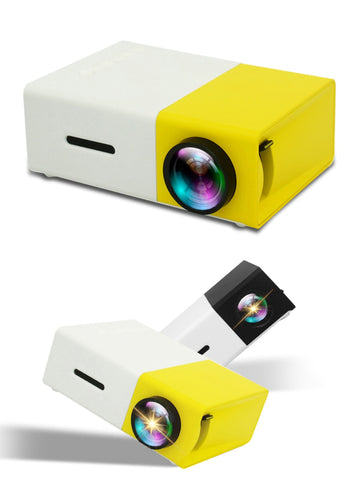 HD Mini Pocket Projector - Gear Tree
