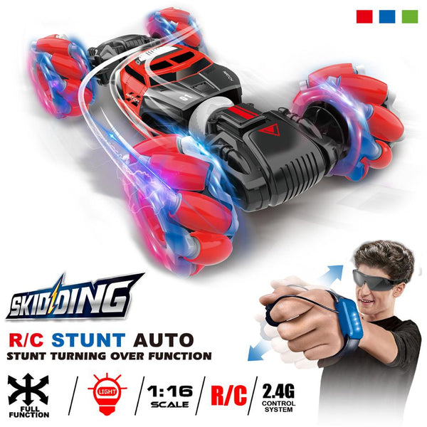 Skidding™ Gesture Sensor Stunt Car - Gear Tree