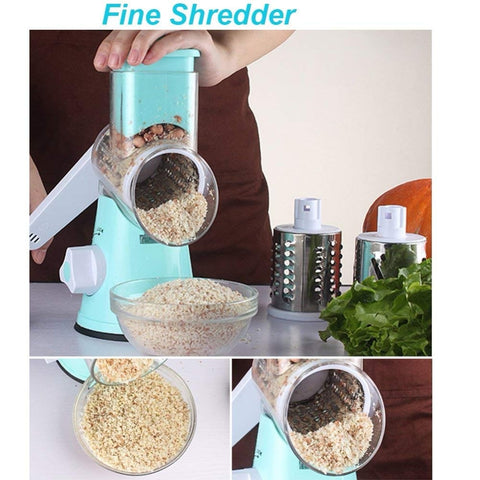 Turbo Grater - High Speed Kitchen Tool - Gear Tree