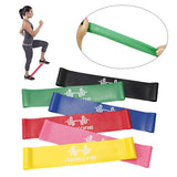 Resistance Exercise Bands - Gear Tree