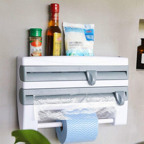 #1 4-in-1 Kitchen Organizer - Gear Tree