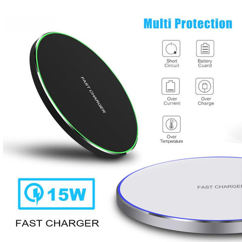 Fast Charger™ Wireless Charging Pad - Gear Tree