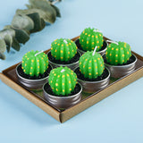 Mini Cactus Candles - Gear Tree