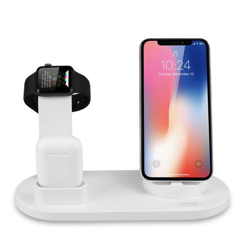 Wireless Charging Smart Station Dock - Gear Tree