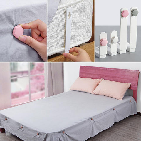 #1 Bed Sheet Grippers Set - Gear Tree