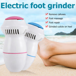 Electric Vacuum Adsorption Foot Grinder Multifunctional Machine Exfoliating Dead Skin Callus Remover Foot Care Pedicure - Gear Tree