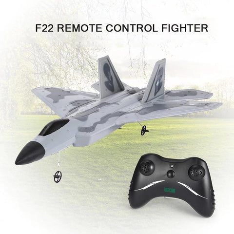 2020 F-22 remote control aircraft - Gear Tree
