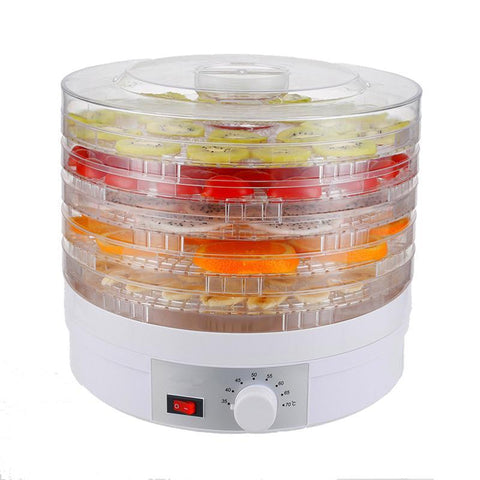 5- Tray Food Dehydrator - Gear Tree