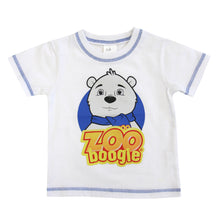 Zoo Boogie Boris the Polar Bear Tee