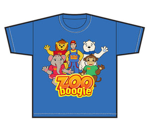 Group T-shirt (Blue)