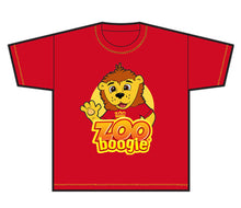 Zoo Boogie Levi the Lion Tee