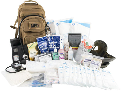 Trauma Kits & Supplies